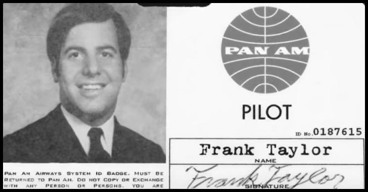 フランク・アバグネイルが偽造した身分証