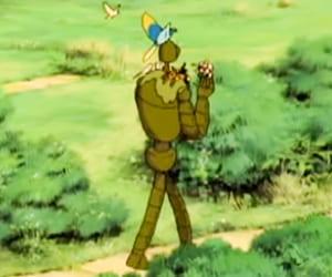 天空の城ラピュタの庭を管理するロボット兵