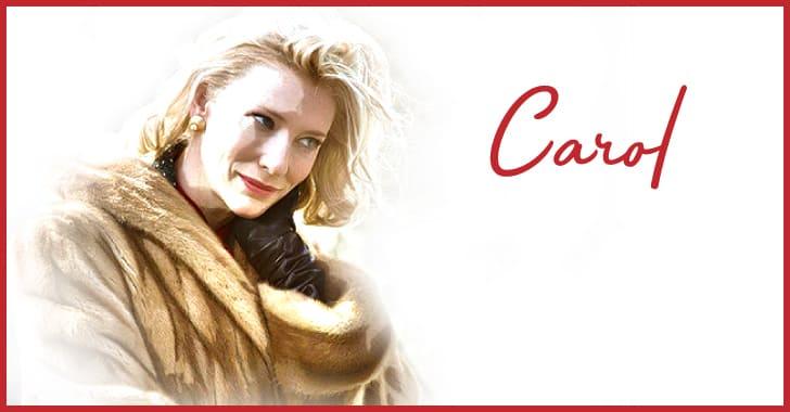 キャロルのファッション